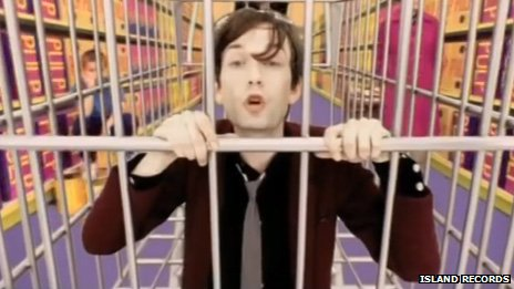 Pulp's Common People video