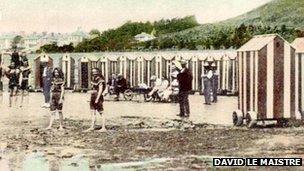 Victorian Marine Huts