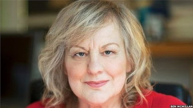 Author Sue Townsend