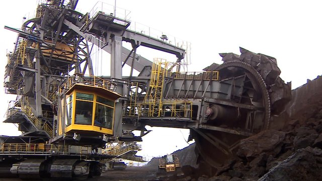 Coal machine