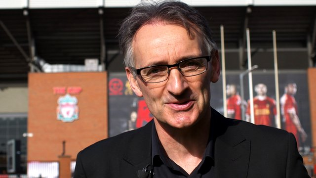 Pat Nevin previews Liverpool v Manchester City