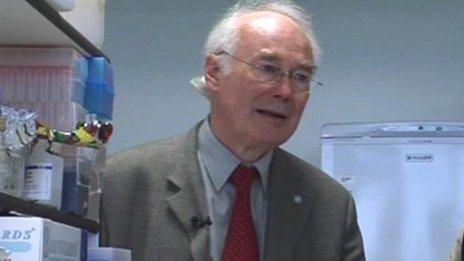 Prof Sir Martin Evans