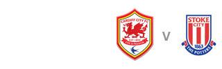 Cardiff v Stoke