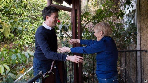 ed mili meets aunt israel