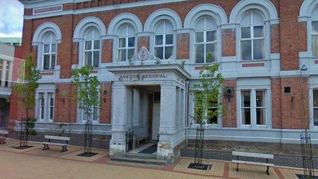 Anstice Memorial Hall
