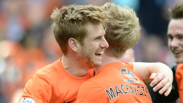 Stuart Armstrong and Gary Mackay-Steven