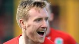 Chris Curran of Cliftonville