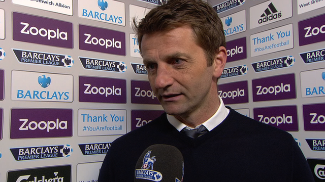 Tim Sherwood rues 'horrendous' Spurs defending