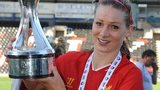 Liverpool Ladies skipper Gemma Bonner