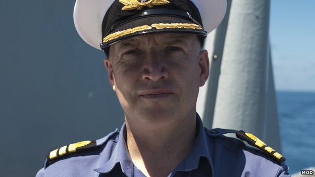 Cdr Phillip Newell
