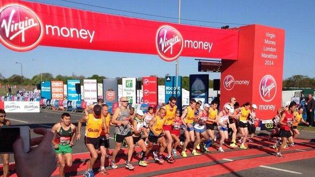 The IPC Athletics Marathon World Cup