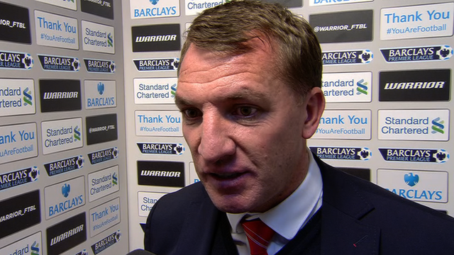 Liverpool: Brendan Rodgers says Reds can handle title pressure