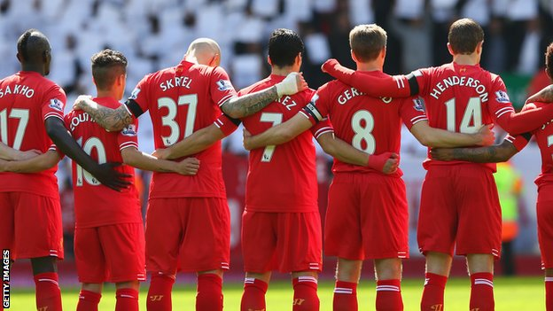 BBC Sport - Steven Gerrard inspires as LIVERPOOL reaffirm title.