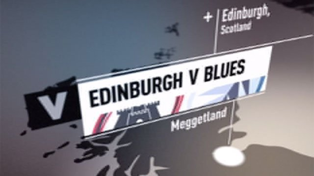 Edinburgh v Cardiff Blues