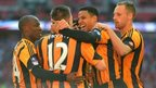 VIDEO: Hull revel in 'fantastic' FA Cup win