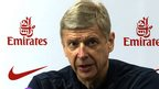 VIDEO: Wenger striving for Arsenal consistency