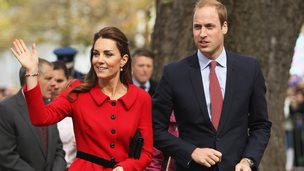 Duke and Duchess of Cambridge