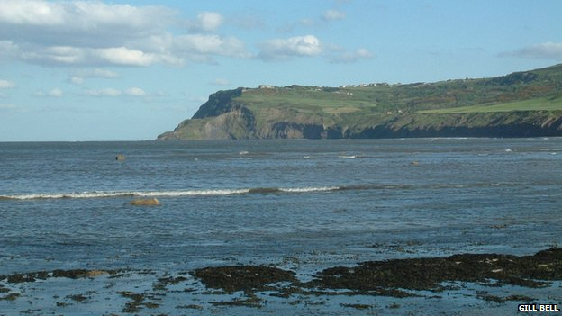 Robin Hoods Bay in North Yorkshire