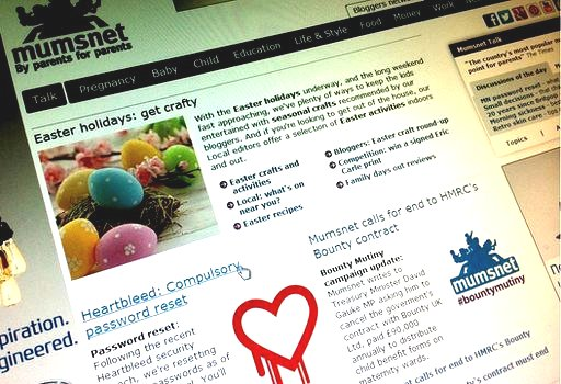 Mumsnet Heartbleed Leak