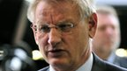 Swedish Foreign Affairs Minister Carl Bildt