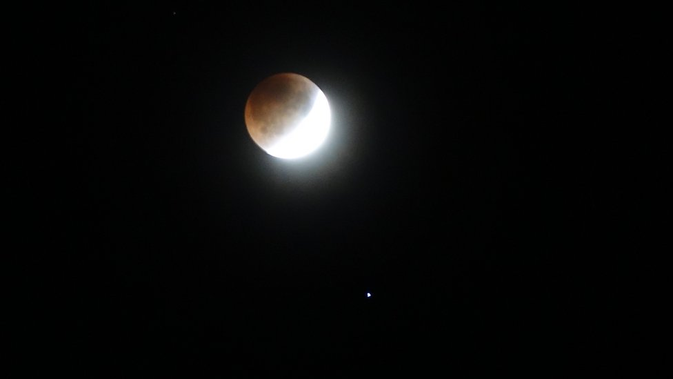 blood moon today in florida - photo #10