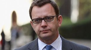 Andy Coulson arriving at the Old Bailey on 15 April 2014