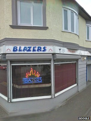 Blazers Fun Pub in North Street in Leven