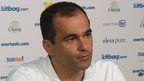 VIDEO: Everton fighting for a dream - Martinez