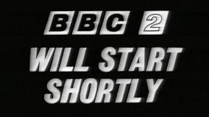 BBC Two opening night