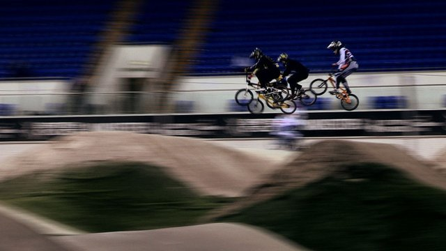 Phillips ready for world's best at BMX