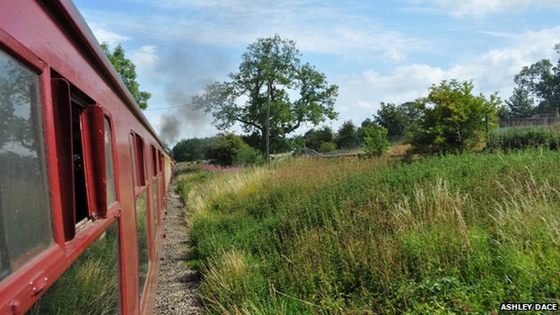 The Wensleydale Railway