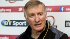 Edinburgh coach Alan Solomons