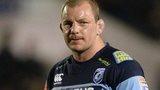 Cardiff Blues Matthew Rees