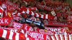 Memorial service at Anfield to mark 25 years since the Hillsborough disaster