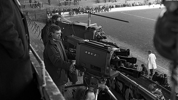 West Ham v Sheffield United on Match of the Day in 1966