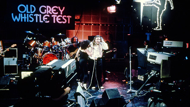 Meat Loaf on The Old Grey Whistle Test in 1978
