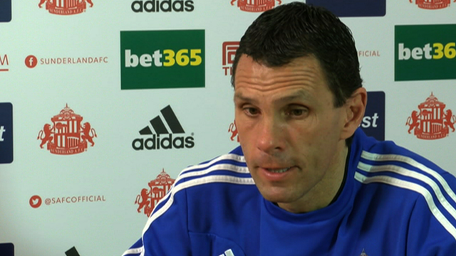 Something wrong at Sunderland - Poyet