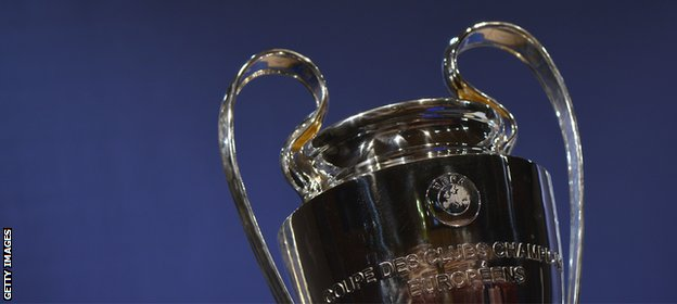 Clubs who are excluded from Champions League action can test the ruling