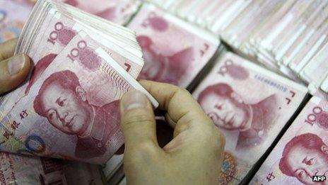 Yuan counting
