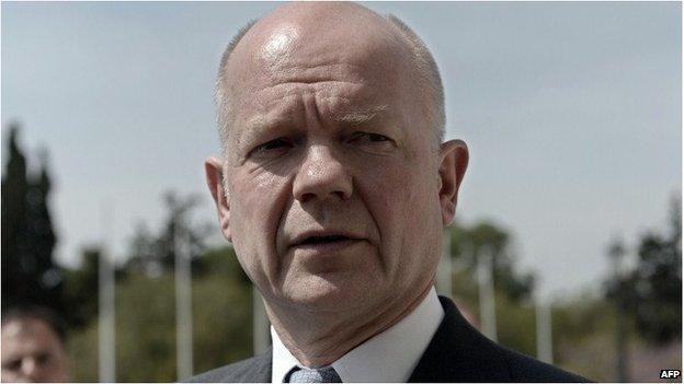 William Hague
