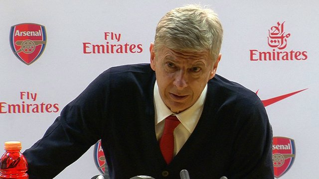 Arsene Wenger hopes for Everton slip-up