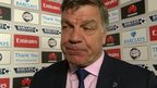 VIDEO: Allardyce keen to end season on high