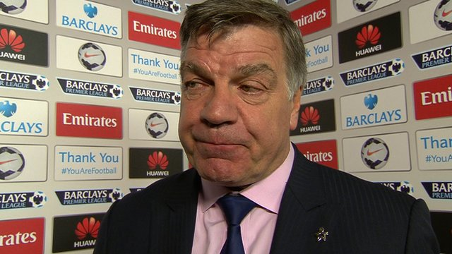 West Ham manager Sam Allardyce wants to end season on a high