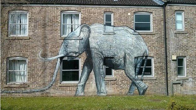 Burnham House, Malmesbury, Wiltshire