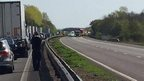 M26 crash picture