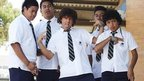 Jonah From Tonga cast