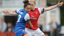 Bristol Academy v Arsenal Ladies