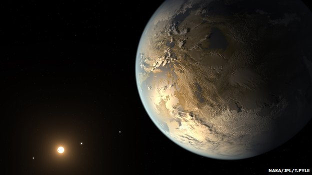 'Most Earth-like planet yet' found...
