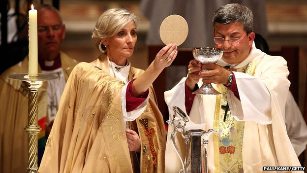 Kay Goldsworthy was consecrated bishop by Archbishop Roger Herft of Perth in 2008