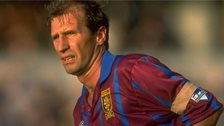 Gordon Cowans during his playing days at Aston Villa.